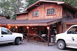 Pine Point Lodge office